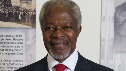 Kofi Annan: Le prix Nobel de la paix et ancien secrétaire général de l'ONU est décédé