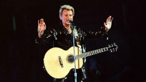 Johnny Hallyday en larmes juste avant un concert, il a pu compter sur André Boudou