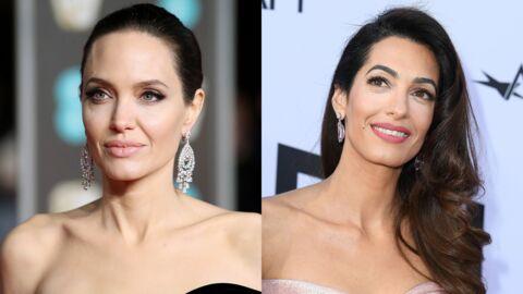 Angelina Jolie: pourquoi est-elle «maladivement jalouse» d'Amal Clooney?