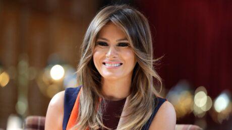 Melania Trump: lorsqu'elle n'est pas avec son mari, la First Lady serait «plus détendue»