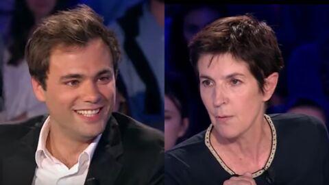 On n'est pas couché: comment s'est passée la première rencontre entre Christine Angot et Charles Consigny?