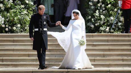 Meghan Markle: sa robe de mariée pourrait bientôt être exposée au public