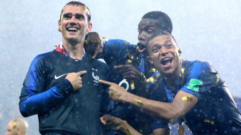 Le maillot deux étoiles des Bleus est à nouveau disponible!