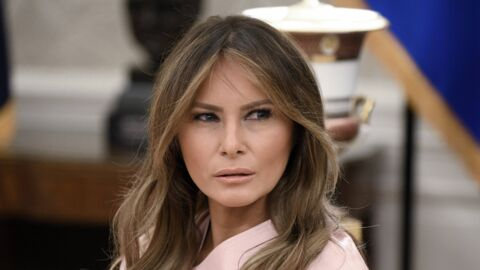 Melania Trump s'apprête à partir en Afrique, sans son mari