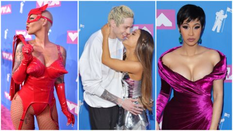 PHOTOS MTV Video Music Awards 2018 : Ariana Grande amoureuse, Amber Rose dominatrice, le best of du red carpet