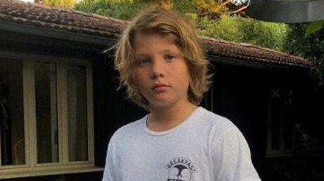 PHOTO Marc Lavoine: son fils Roman est très proche de Jade Hallyday