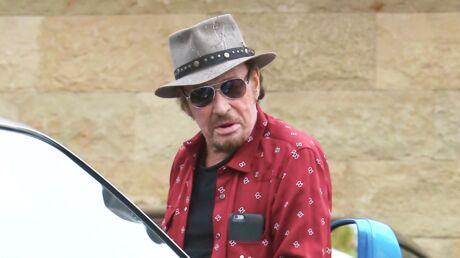 Johnny Hallyday: ce moment où le chanteur a failli être défiguré à bord de son bateau