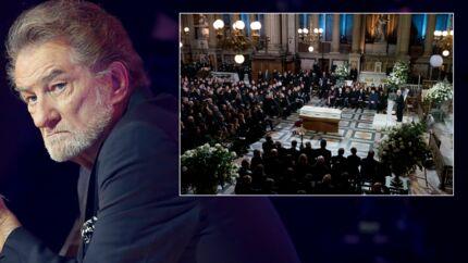 Obsèques de Johnny Hallyday: Eddy Mitchell dit franchement ce qu'il a pensé de la cérémonie à la Madeleine