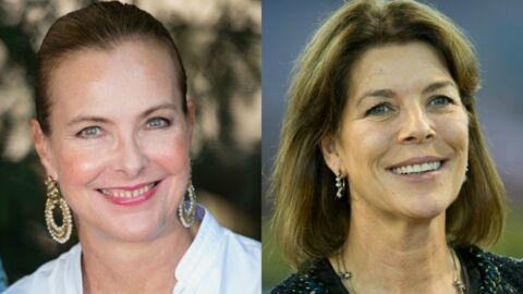 Carole Bouquet évoque pour la première fois sa relation avec Caroline de Monaco
