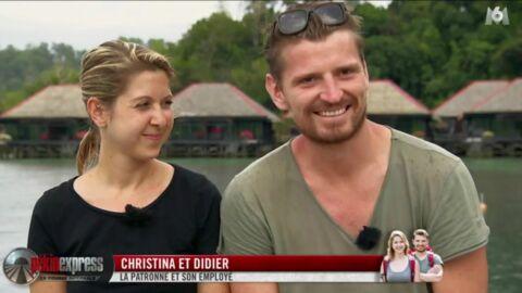 Pékin Express: Didier en couple avec Christina? Il présente sa véritable compagne