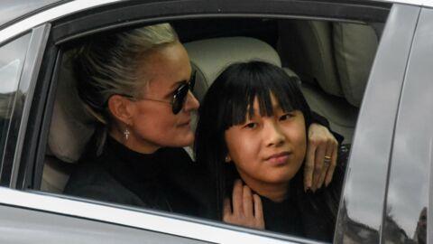 PHOTO Laeticia Hallyday ose une nouvelle folie avec sa fille Jade