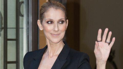 PHOTO Céline Dion à la piscine: elle s'affiche élégante et très sexy en maillot de bain