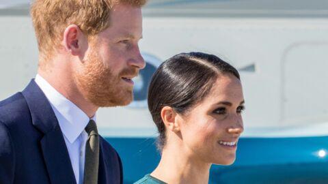PHOTOS Meghan Markle et Harry: découvrez les masques en cire TRÈS FLIPPANTS du couple royal