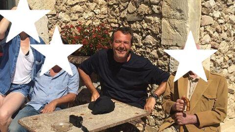 PHOTO Jean-Luc Reichmann a passé ses vacances avec d'autres people et c'est TRES surprenant!