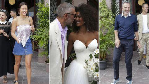 PHOTOS Mariage de Vincent Cassel et Tina Kunakey  qui étaient leurs  célèbres invités ?