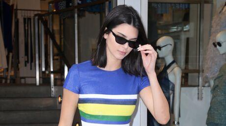 Kendall Jenner: en pleine sortie au restaurant, le mannequin dévoile sa poitrine par mégarde