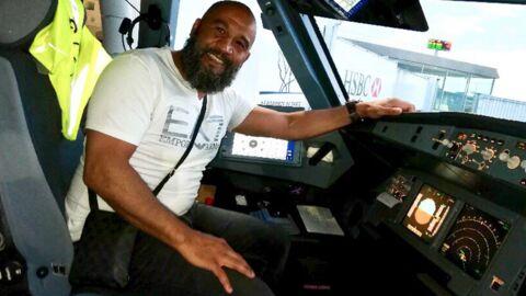 PHOTO Tarik Sahibeddine: cet ancien champion de France de boxe a fait échouer le détournement d'un avion