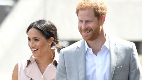 Le prince Harry et Meghan Markle accueillent un nouveau membre dans leur famille