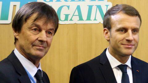 Nicolas Hulot quitte le gouvernement: la réaction d'Emmanuel Macron