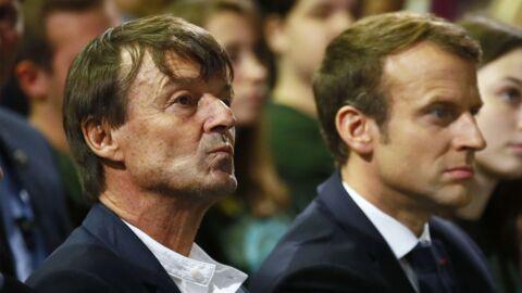 Nicolas Hulot quitte le gouvernement: pourquoi il n'en a pas parlé à Emmanuel Macron