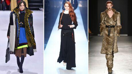 Les 5 tendances mode automne-hiver 2018–2019