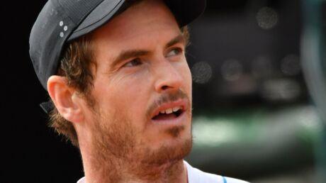 PHOTO Andy Murray blessé par sa fille de 10 mois, il dévoile son nez ensanglanté