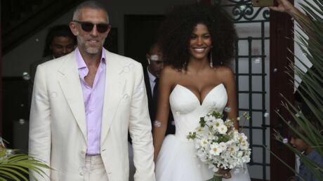 Tina Kunakey: tout ce qu'il faut savoir sur sa robe de mariée