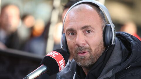 Christophe Dugarry évoque encore sa brouille avec Didier Deschamps