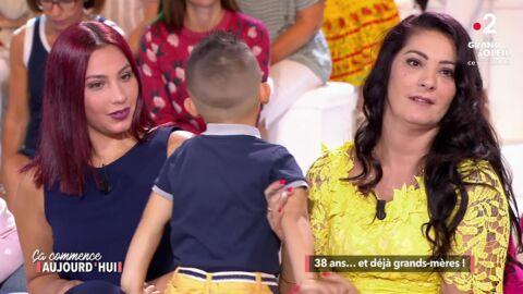 VIDEO Ça commence aujourd'hui: Faustine Bollaert et les internautes choqués par cette grand-mère de 42 ans