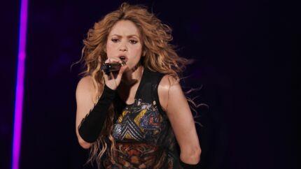 Shakira obligée d'annuler son prochain concert pour problème de santé