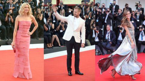 PHOTOS Mostra de Venise 2018: Charlotte Le Bon montre sa lingerie quand d'autres frôlent l'accident de culotte