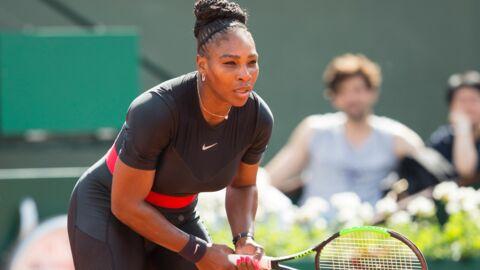PHOTOS Serena Williams: critiquée pour sa tenue à Rolland Garros, elle débarque… en tutu!