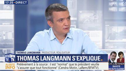 Thomas Langmann explique pourquoi son procès pour harcèlement a été reporté