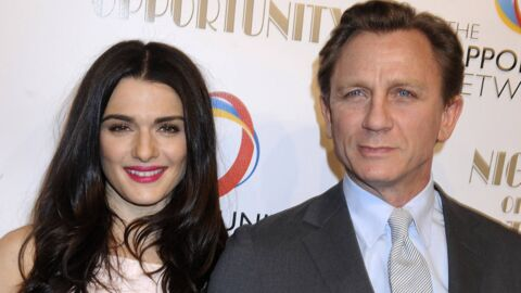 Daniel Craig et Rachel Weisz parents: l'actrice a accouché d'une petite fille