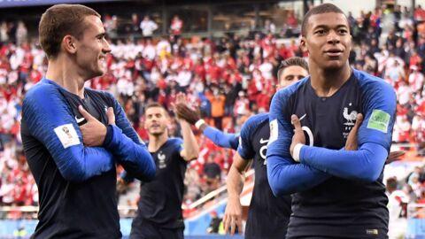 PHOTO Antoine Griezmann jaloux de Kylian Mbappé: il le tacle avec humour sur Instagram
