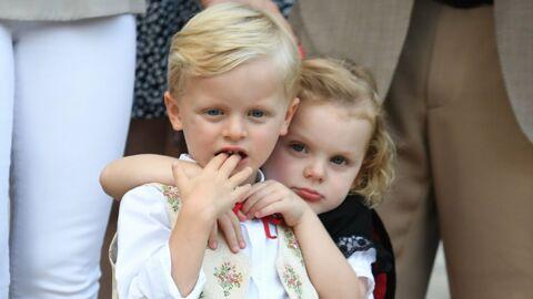 PHOTOS Jacques et Gabriella: les jumeaux très complices lors du pique-nique traditionnel de Monaco