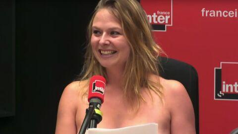 Constance: l'humoriste se fait violemment insulter après avoir montré sa poitrine à la radio
