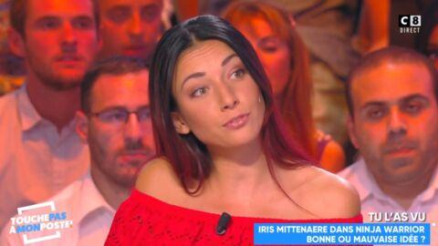VIDEO Delphine Wespiser: l'ancienne Miss France très inquiète par les débuts d'Iris Mittenaere sur TF1