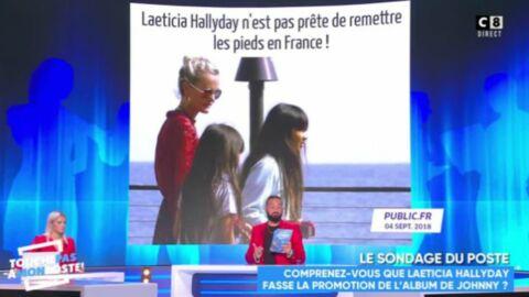 VIDEO Laeticia Hallyday bientôt de retour en France: le programme de son séjour dévoilé