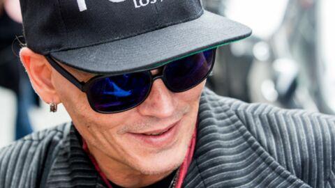Johnny Depp au bord de la dépression? Un proche raconte
