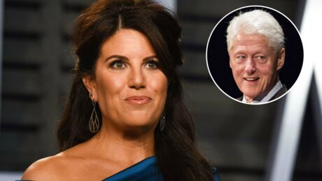 Monica Lewinsky: sa réaction très brutale après une question sur Bill Clinton