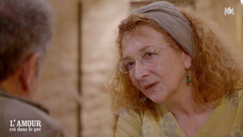 VIDEO L'amour est dans le pré: cette prétendante crée le malaise en lisant un poème à Jean-Claude