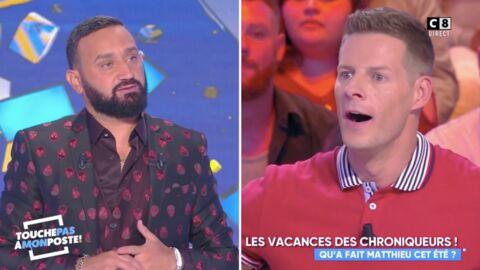 VIDEO Matthieu Delormeau: découvrez le nombre incroyable de ses conquêtes de l'été