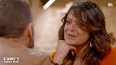 L'amour est dans le pré: après son baiser avec Raoul, Laetitia fait une grande révélation