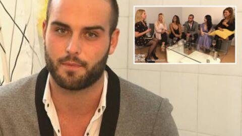 VIDEO Nikola Lozina révèle avoir été lourdement dragué par une participante d'Un dîner presque parfait