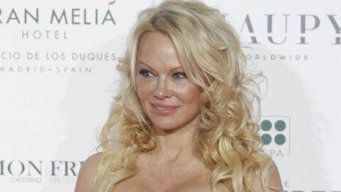 PHOTO Pamela Anderson dévoile sa silhouette parfaite lors des répétitions de Danse avec les stars