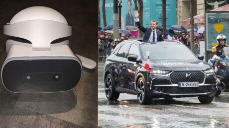 Les crash-tests de Voici: Peut-on visiter un monde virtuel? Peut-on conduire la voiture du président?