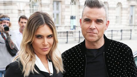 PHOTO Robbie Williams et Ayda Field parents : le couple a fait appel à une mère porteuse
