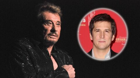 Johnny Hallyday : la touchante déclaration de Guillaume Canet au rocker