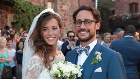 PHOTOS Thomas Hollande a épousé Emilie Broussouloux en Corrèze